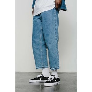 BDG straight cut off jeans